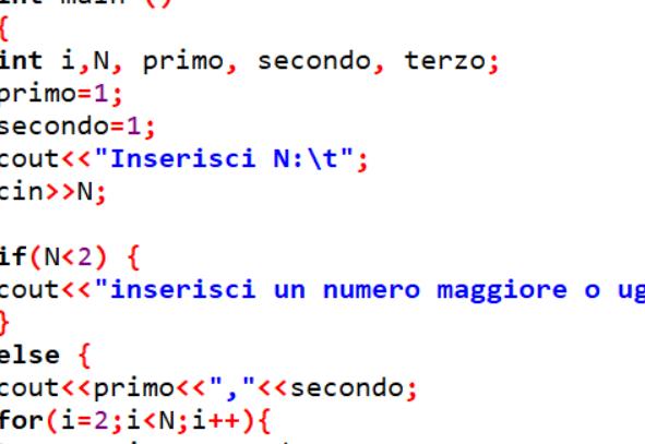 funzioni di input e output in C