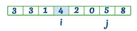 quicksort quinto passo