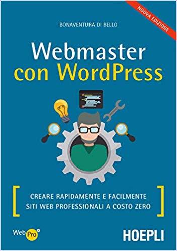 webmaster con wordpress nuova edizione
