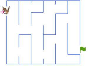 labirinto con scratch