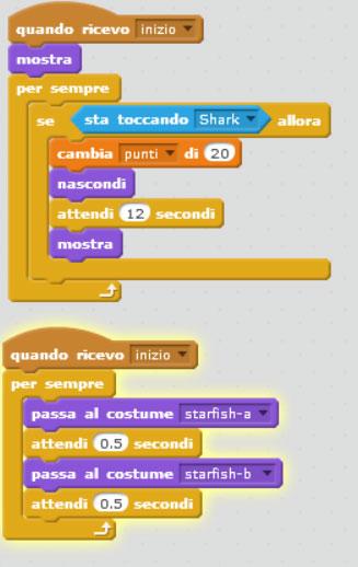 script stella marina