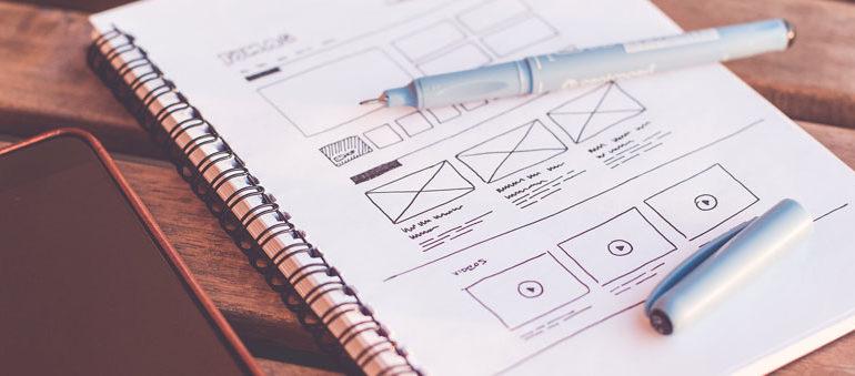 creare sito web