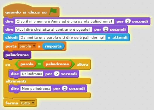 palindroma script scratch