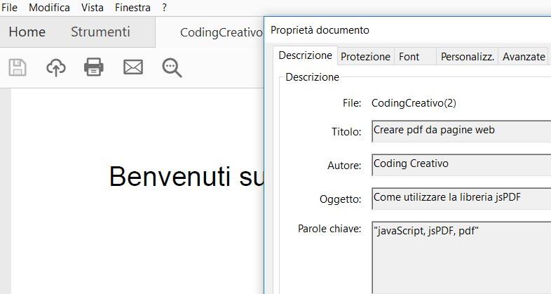 pdf javascript