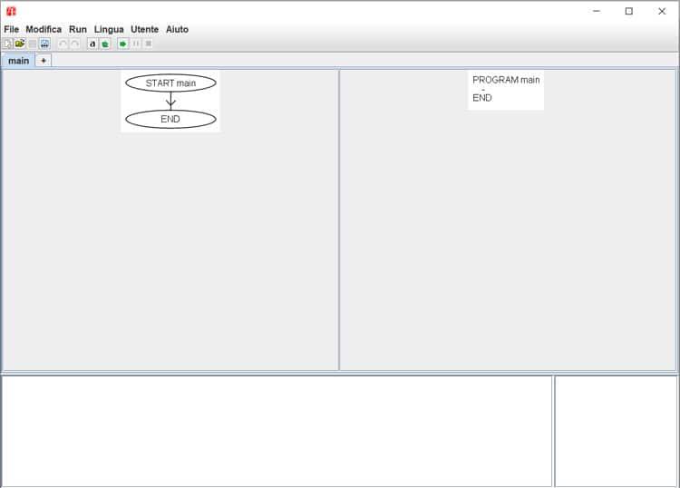 schermata Algobuild