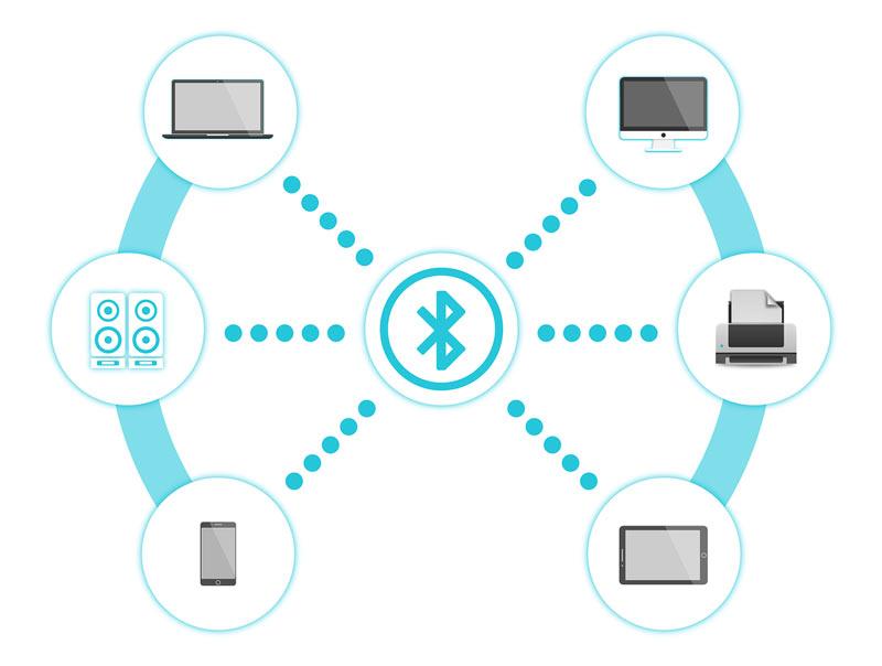 connessione Bluetooth