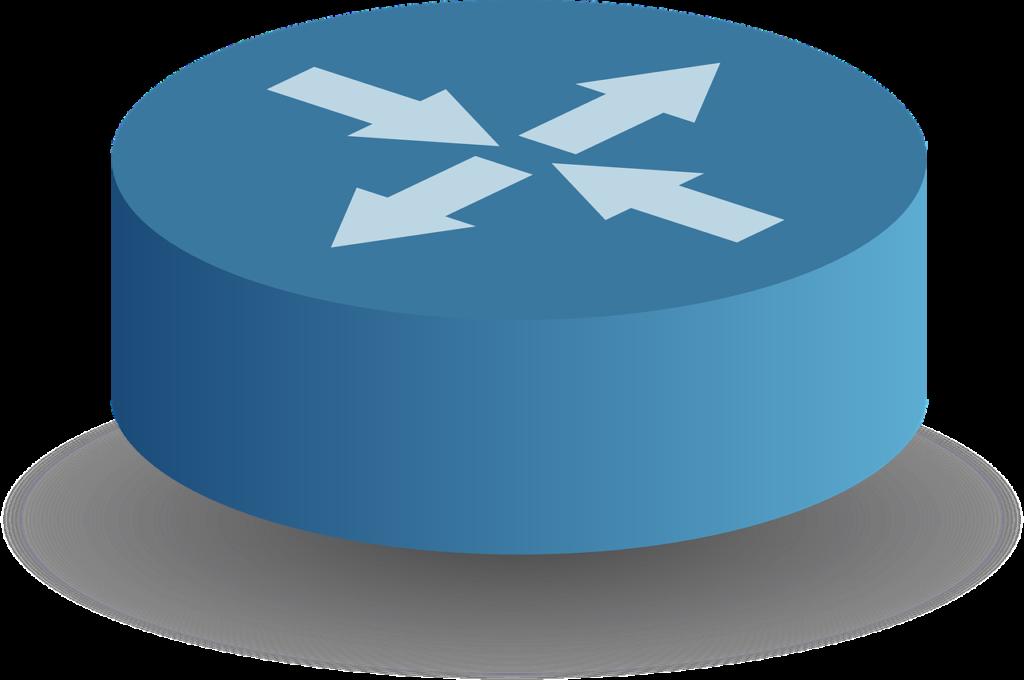 simbolo router