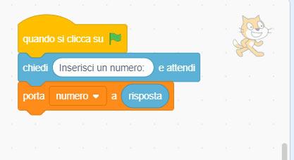 numero perfetto Scratch